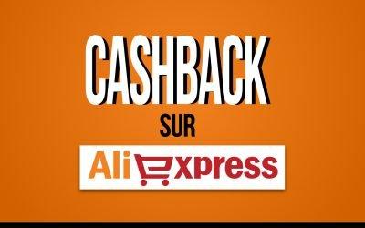 Cashback sur Aliexpress