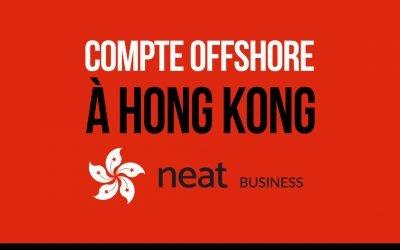 Compte à Hong Kong : NEAT