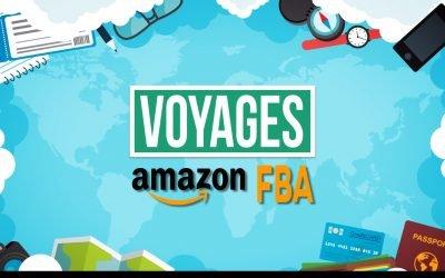Voyager avec un business Amazon FBA