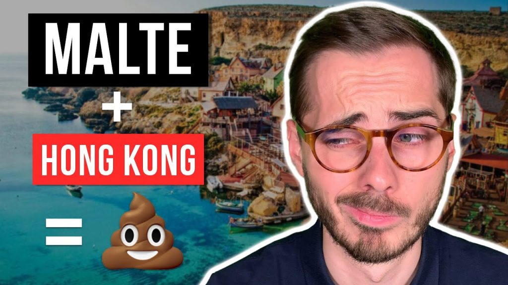 Malte + Hong Kong = 0% d'impôts ? | Dropshippers attention ⚠️